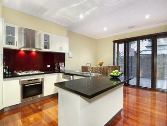 Granite in a kitchen design from an Australian home - Kitchen Photo 861375