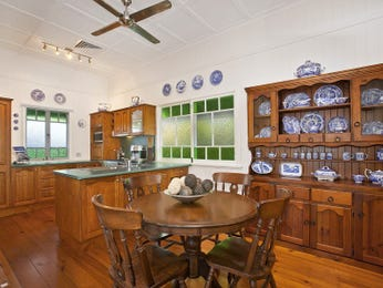 Blue dining room idea from a real Australian home - Dining Room photo 1290507