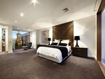 Black bedroom design idea from a real Australian home - Bedroom photo 1303484