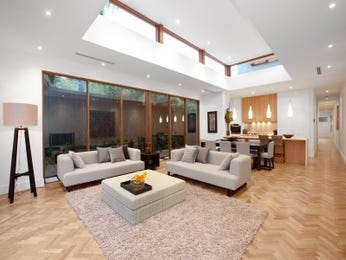 Beige living room idea from a real Australian home - Living Area photo 1559305
