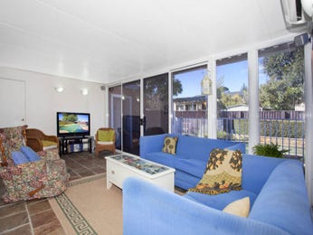 White living room idea from a real Australian home - Living Area photo 1464741