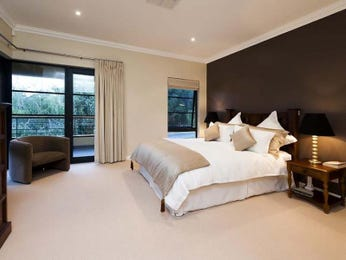 Beige bedroom design idea from a real Australian home - Bedroom photo 1319242