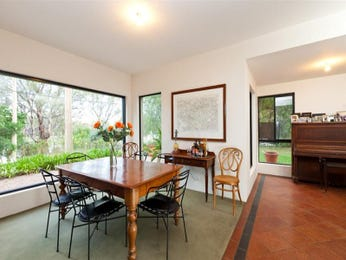 Black dining room idea from a real Australian home - Dining Room photo 1191878
