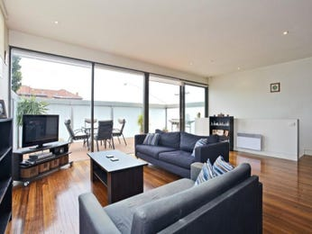 White living room idea from a real Australian home - Living Area photo 784254