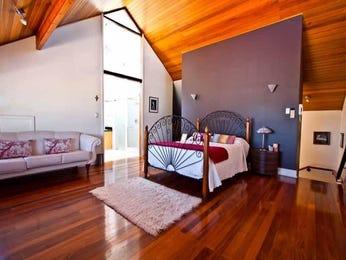 Black bedroom design idea from a real Australian home - Bedroom photo 1063453