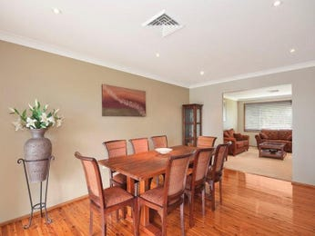 Brown dining room idea from a real Australian home - Dining Room photo 874171