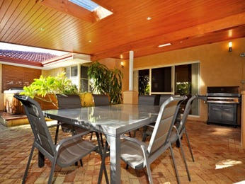 Outdoor living design with bbq area from a real Australian home - Outdoor Living photo 1405844