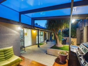 Outdoor living design with bbq area from a real Australian home - Outdoor Living photo 15596421