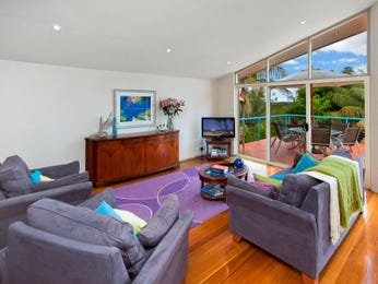 Purple living room idea from a real Australian home - Living Area photo 556248