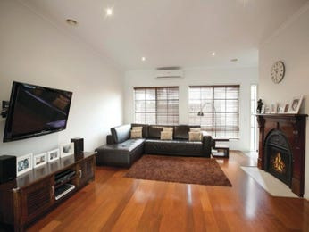 Brown living room idea from a real Australian home - Living Area photo 1563016