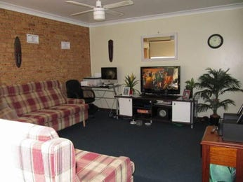 Brown living room idea from a real Australian home - Living Area photo 1109014