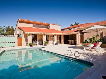 Australian native garden design using stone with pool & latticework fence - Gardens photo 1413334