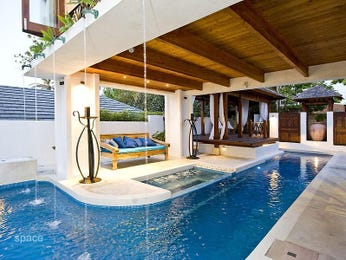 Photo of a freeform pool from a real Australian home - Pool photo 695056