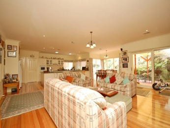 Cream living room idea from a real Australian home - Living Area photo 1246136