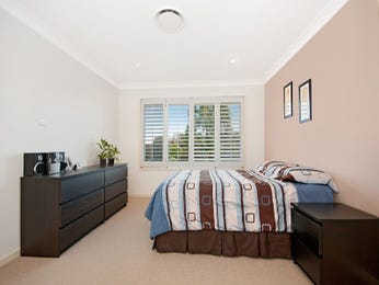 Blue bedroom design idea from a real Australian home - Bedroom photo 778625
