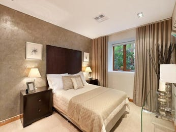 Beige bedroom design idea from a real Australian home - Bedroom photo 7472305