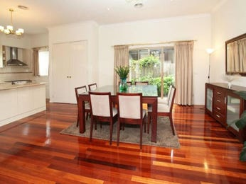 Brown dining room idea from a real Australian home - Dining Room photo 1216505