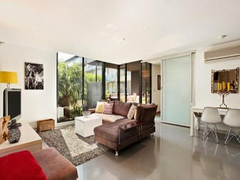 White living room idea from a real Australian home - Living Area photo 1148037