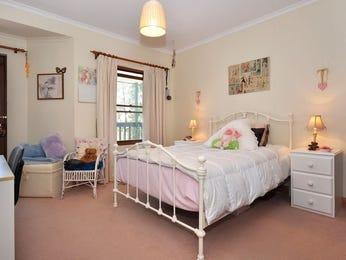Children's room bedroom design idea with hardwood & bi-fold doors using black colours - Bedroom photo 956119
