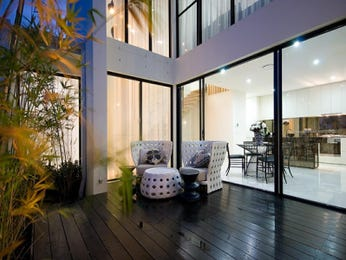 Outdoor living design with verandah from a real Australian home - Outdoor Living photo 675161