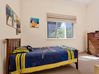 Blue bedroom design idea from a real Australian home - Bedroom photo 1314726