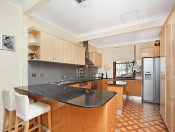 Granite in a kitchen design from an Australian home - Kitchen Photo 994842
