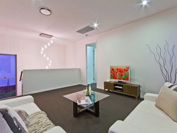 White living room idea from a real Australian home - Living Area photo 1083016