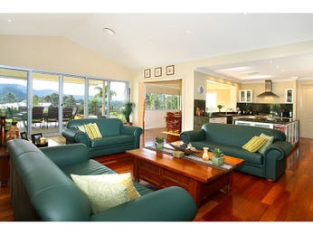 Green living room idea from a real Australian home - Living Area photo 16930701
