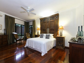 Brown bedroom design idea from a real Australian home - Bedroom photo 16332001