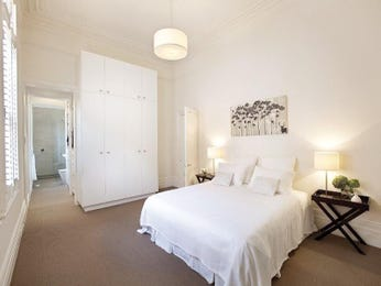Beige bedroom design idea from a real Australian home - Bedroom photo 404748