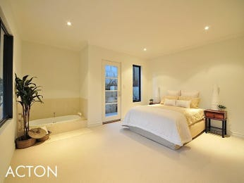 Beige bedroom design idea from a real Australian home - Bedroom photo 389961