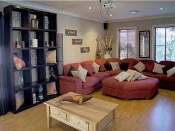 Neutral living room idea from a real Australian home - Living Area photo 641702