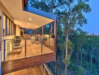 Outdoor living design with deck from a real Australian home - Outdoor Living photo 1221328