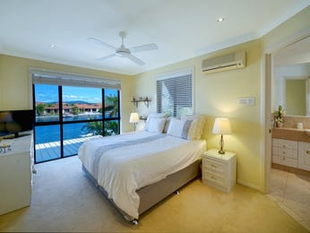 Yellow bedroom design idea from a real Australian home - Bedroom photo 8291869