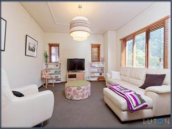Cream living room idea from a real Australian home - Living Area photo 1283203