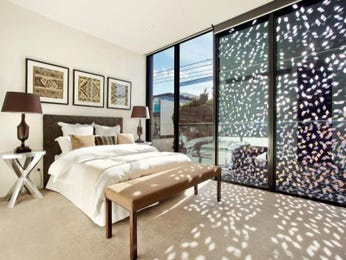 White bedroom design idea from a real Australian home - Bedroom photo 8414373