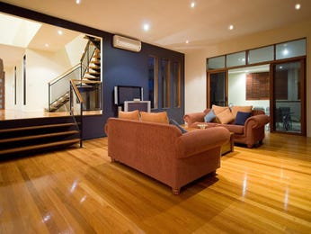 Beige living room idea from a real Australian home - Living Area photo 449198