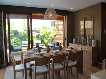 Beige dining room idea from a real Australian home - Dining Room photo 932559
