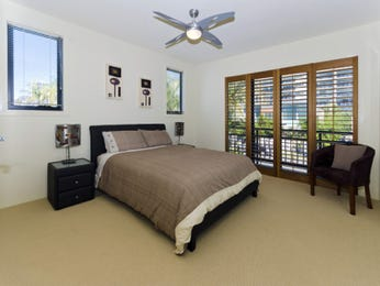 Brown bedroom design idea from a real Australian home - Bedroom photo 1393735