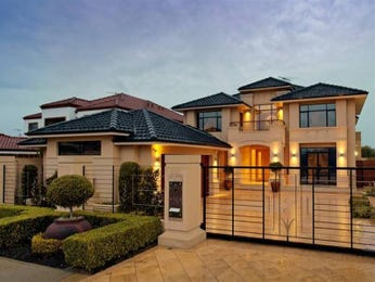 Photo of a tiles house exterior from real Australian home - House Facade photo 1328074