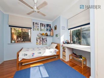 Blue bedroom design idea from a real Australian home - Bedroom photo 15574321