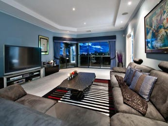 Beige living room idea from a real Australian home - Living Area photo 1192754