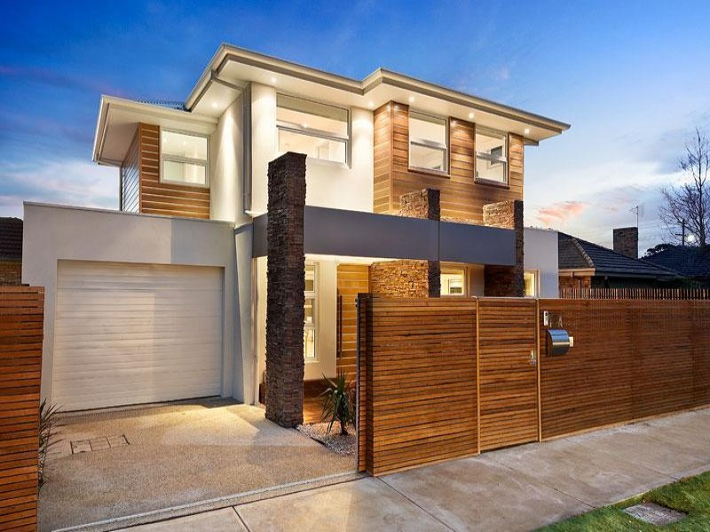 Photo of a house exterior design from a real Australian house - House ...