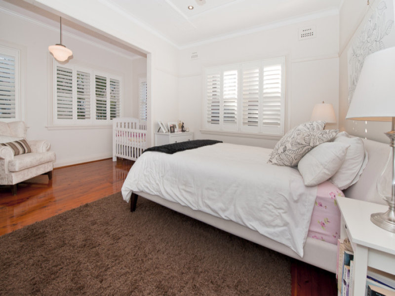Brown bedroom design idea from a real Australian home - Bedroom photo 114930