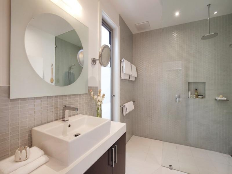 Ceramic In A Bathroom Design From An Australian Home   Bathroom Photo 119307