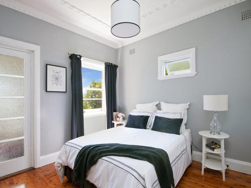 Colore Parete Camera Da Letto Blu: Creare una camera da letto ...
