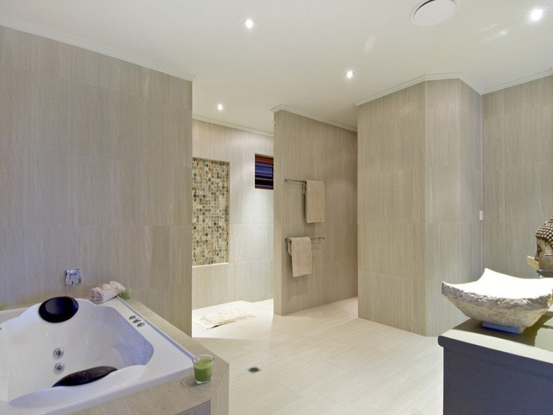 Granite in a bathroom design from an australian home bathroom photo 169847 Design bathroom online australia