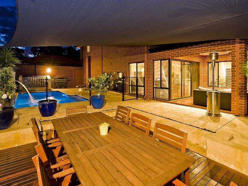 Photo of swimming pool from a real Australian house - Pool photo 180633
