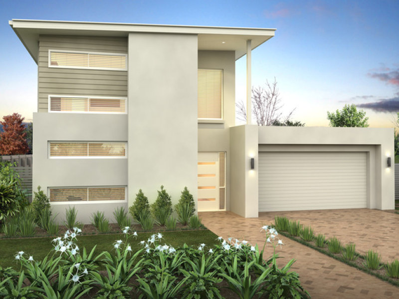 Photo of a brick house exterior from real Australian home - House Facade photo 240099