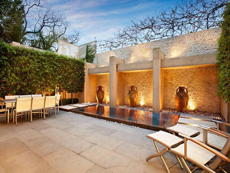 Commercial tropical bungalow designs joy studio design for Living area design